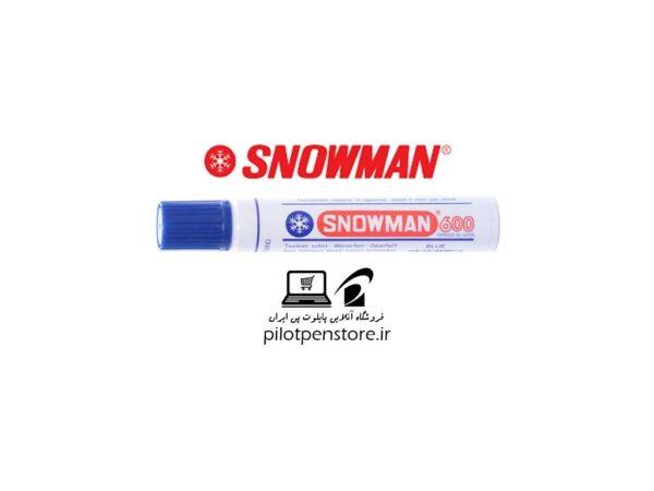 ماژیک معمولی 600 SNOWMAN